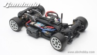 1/10 Mini ABC-Hobby Gambado Honda City Turbo II