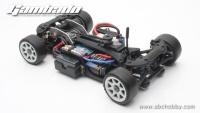 1/10 Mini ABC-Hobby Gambado Honda CR-Z Mugen RZ (RC-Z)