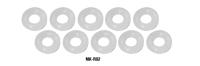 MuchMore MK-R02 Silicone O-Ring 40deg (Blue)