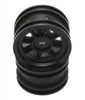 ABC-Hobby 24191 1/10m HS Rims Black