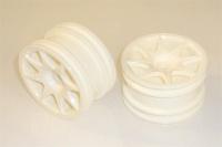 ABC-Hobby 25695 1/10m 8S Rims Creamwhite