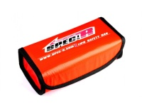 Spec-R Lipo Safety Charging Bag Red Glossy