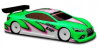 BLITZ LSF (0.7mm) Touringcar Body