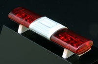 ABC Hobby 62744 LED Police Light Aerosonic Type D