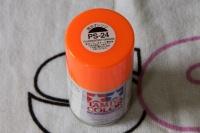 Tamiya Color PS-20 Fluorescent Orange