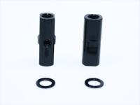 Square SGE-5013BK Alu Post Set M3x5.0 x 13.5mm Black