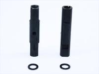 Square SGE-5025BK Alu Post Set M3x5.0 x 25.0mm Black
