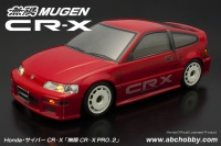 1/10 Mini ABC-Hobby Gambado Honda Mugen CR-X Pro.2 (Cyber)