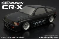 1/10 Mini ABC-Hobby Gambado Honda Mugen CR-X Pro. (Ballade)