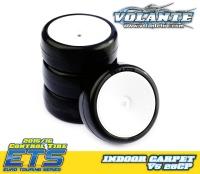 Volante V5 TC 28CP. Indoor (Teppich) ETS Komplettrad