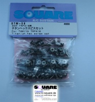 Square STM-56 Tamiya TRF416 42106 Titanschraubensatz TRF 416