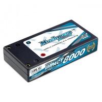 MuchMore MLI-T8000FD2 1/12 Akku 8000mAh 3.7V 110C Pack