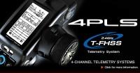 Futaba Fernsteueranlage 2.4GHz T4PLS mit R304SB Empfänger T-FHSS