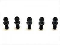 Square SDP-68 4.3x5.6mm Steel Hex-Ball Connectors (5)