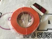 Xenon Racing Glasstape Orange 50m