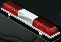 ABC Hobby 62745 LED Police Light Aerosonic Type E