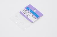 Square SGE-4605 PTFE spacer 3 x 5.8 x 0.5mm (6 pcs.)