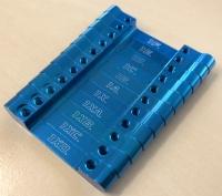 [Used] Tamiya 54064 till 54074 Suspension Block 1XD till 1F (Condition 3)