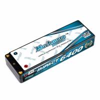 MuchMore MLI-LCG6400FD2 Lipo Stick Akku 6400mAh 7.4V 110C Pack
