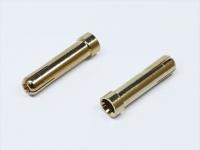 Square SGC-72 Goldstecker-Reduzierbuchsen (5mm auf 4mm)