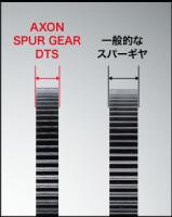 Axon Spur Gear DTS 64dp Hauptzahnrad 76T (Pancar)