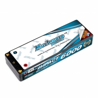 MuchMore MLI-LCGMP6000 Lipo Stick Battery 6000mAh 7.4V 120C