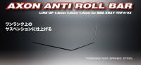Axon Anti Roll Bar TRF419X/XR Front 1.4mm