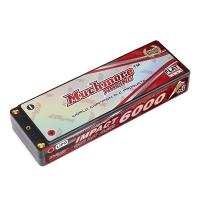 MuchMore MLI-LCGHV6000 HV Lipo Stick Akku FD3 6000mAh 7.6V 120C