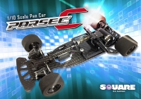 Square Parsec C Standard Pan-Car Kit