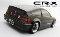 ABC-Hobby 1/10m Honda CR-X Cybersports SiR (B-Ware)