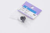 Square TGE-817 Module 0.6 Steel 17T Pinion Gear