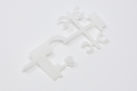 Tamiya 19224034 TRF417V5/418/419 Blades White (Y-Parts)