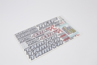 Tamiya 11424500 TRF419XR Sticker Set
