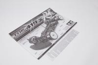 Tamiya 11056475 TRF419XR Instruction Manual