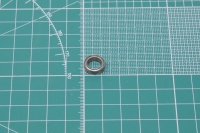 Ball Bearing (8x12x3,5 = 1280) Metal Shielded - 1pc.