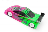 ZooRacing ZR-0002-07 - PreoPard - 1:10 Touringcar Body - 0.7mm REGULAR