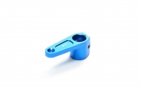 Tamiya 42248 Clamp Type Alu Servohorn 20mm Tamiya Blue (Futaba)