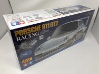 Tamiya 47321 TA-02SW Porsche 911 GT2 Racing incl. TBLE-02 Speedo