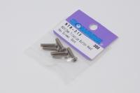 Square Titanscrew ISO7380 M3 Button-Head M3x13mm (6 pcs.)