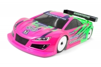 ZooRacing ZR-0002-05 - PreoPard - 1:10 Touringcar Body - 0.5mm Lightweight