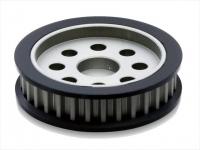 Square STA-333BK Aluminum Diff Pully (33T) Black