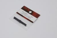 Xenon Racing ROD-450K Alu Turnbuckles 45.0mm (2) Black