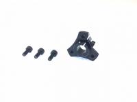 Square Parsec 1/12 Rear Axle Wheel Hub (for M2.5 screws)