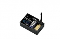 Futaba Receiver R334SBS-E 2.4GHz T-FHSS SR (Short Antenna Version)