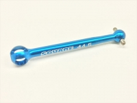 Square SWR-544B1 Alu Driveshaft Light Blue (44.5mm)