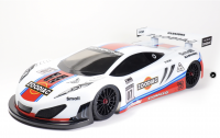 ZooRacing ZR-0007-07 - ZooDiac - 1:10 190mm GT Body - 0.7mm REGULAR