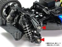 Tamiya 54559 TT-02 Low Friction Suspension Balls (4)