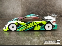 Bittydesign JP8 1/10 TC 190mm body Ultra Lite Weight Touringcar Body