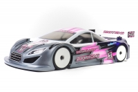 ZooRacing ZR-0011-05 - Wolverine - 1:10 Touringcar Body - 0.7mm Lightweight