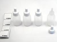 Square SGE-45 Universal Dispense Bottles (10ml) - 4 Pack